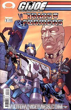 GI Joe vs Transformers #2