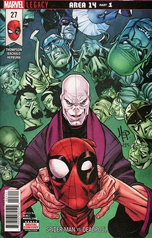 Spider-Man Deadpool #27 (Marvel Legacy Tie-In)