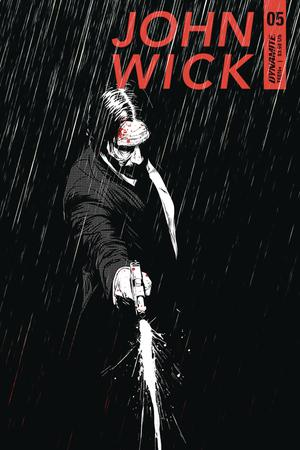 John Wick #5 Cover B Variant George McWilliams Cover