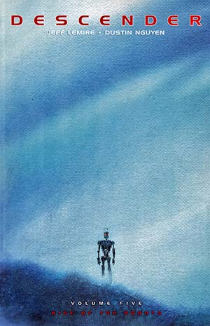 Descender Vol 5 Rise Of The Robots TP