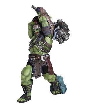 Thor Ragnarok Hulk Collectors Gallery Statue