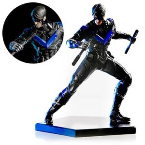 Batman Arkham Knight Art Scale 1/10 - Nightwing Statue