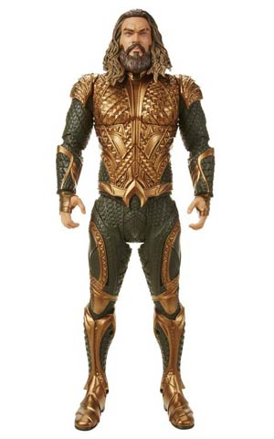 Justice League Movie Big Figs 20-Inch Action Figure Wave 2 - Aquaman