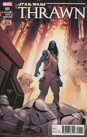 Star Wars Thrawn #1 Cover A Regular Paul Renaud Cover