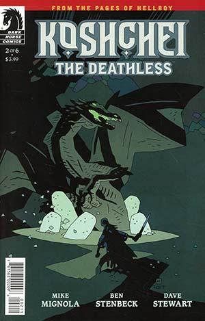 Koshchei The Deathless #2