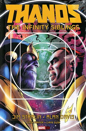 Thanos Infinity Siblings HC