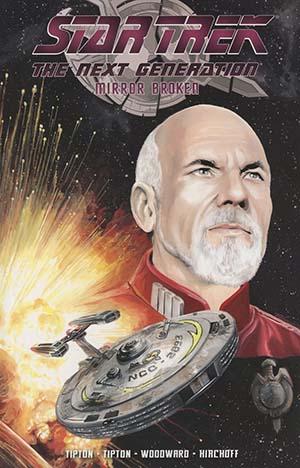 Star Trek The Next Generation Mirror Broken TP