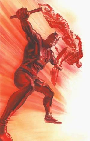 Daredevil Vol 5 #600 By Alex Ross Poster