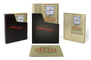 Legend Of Zelda Encyclopedia HC Deluxe Edition