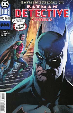 Detective Comics Vol 2 #976 Cover A Regular Eddy Barrows Cover
