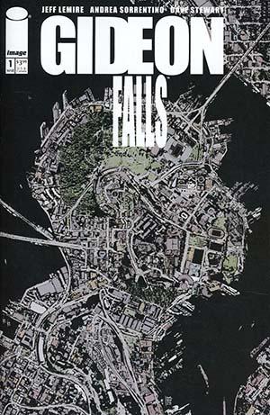 Gideon Falls #1 Cover A 1st Ptg Regular Andrea Sorrentino Cover