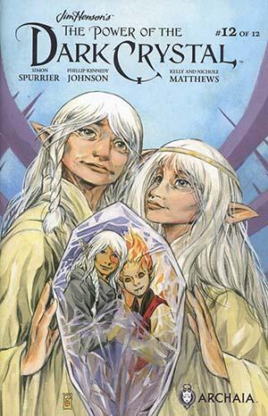 Jim Hensons Power Of The Dark Crystal #12 Cover A Regular Mark Buckingham Cover
