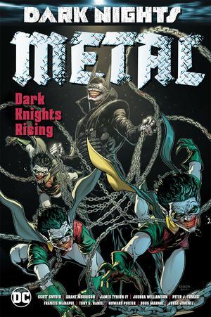 Dark Nights Metal Dark Knights Rising HC