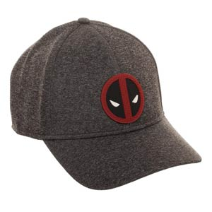 Deadpool Rubber Weld Cationic Flex Cap