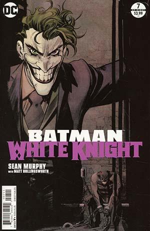 Batman White Knight #7 Cover A Regular Sean Murphy Cover