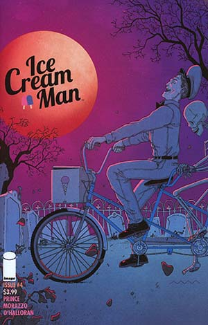 Ice Cream Man #4 Cover A Regular Martin Morazzo & Chris OHalloran Cover