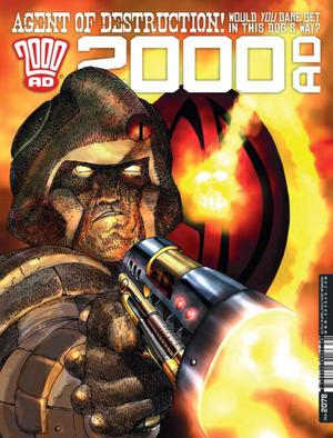 2000 AD #2075 - 2078 Pack April 2018