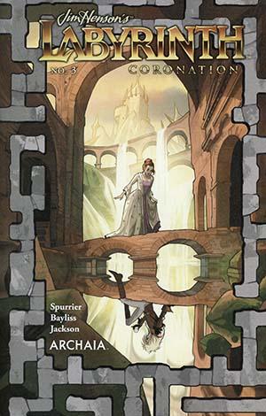 Jim Hensons Labyrinth Coronation #3 Cover A Regular Fiona Staples Cover