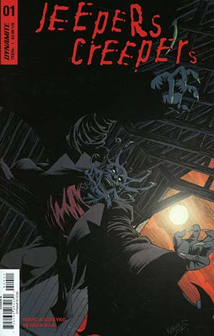 Jeepers Creepers #1 Cover A Regular Kelley Jones Cover