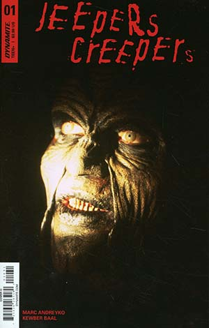 Jeepers Creepers #1 Cover C Variant Photo Cover