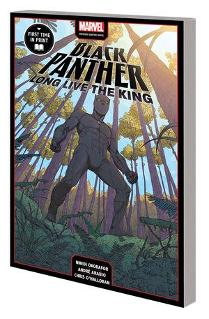 Black Panther Long Live The King TP
