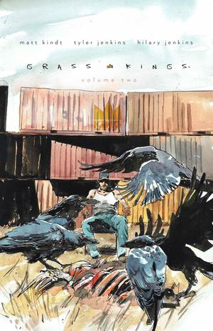 Grass Kings Vol 2 HC