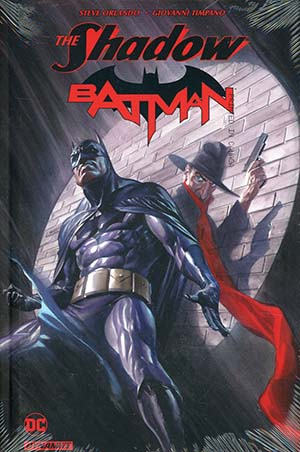 Shadow Batman HC Regular Edition