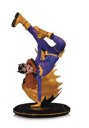 Cover Girls Of The DC Universe Batgirl By Joelle Jones Statue