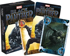 Black Panther Movie Playing Cards