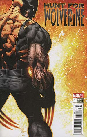 Hunt For Wolverine #1 Cover F Incentive Mike Deodato Jr Variant Cover