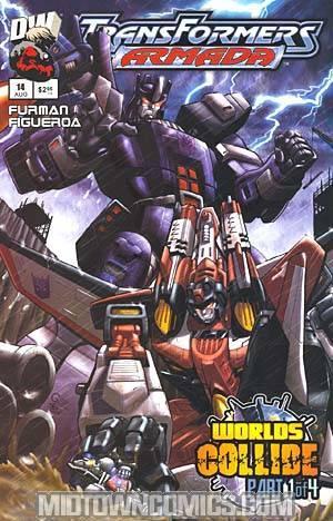 Transformers Armada #14