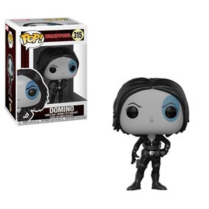 POP Marvel 315 Deadpool Domino Vinyl Figure