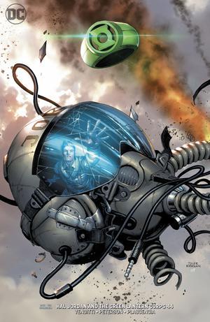 Hal Jordan And The Green Lantern Corps #44 Cover B Variant Tyler Kirkham Cover