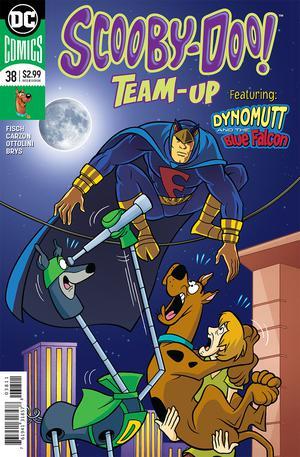 Scooby-Doo Team-Up #38