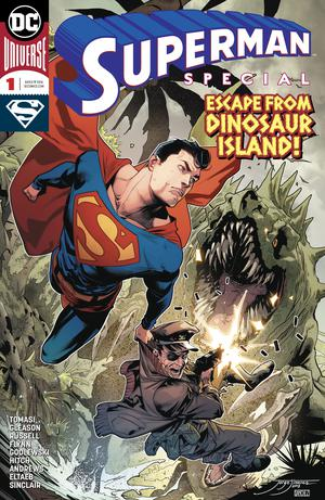 Superman Vol 5 Special #1 Cover A Regular Jorge Jimenez Cover