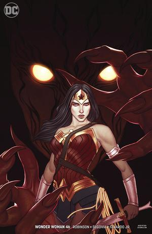 Wonder Woman Vol 5 #46 Cover B Variant Jenny Frison Cover