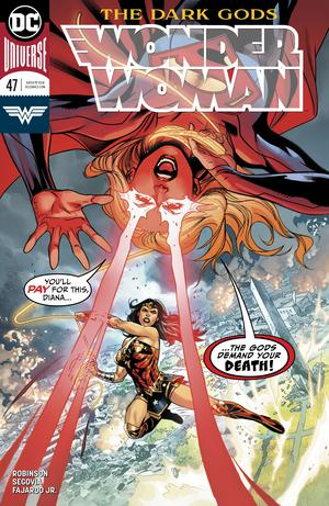 Wonder Woman Vol 5 #47 Cover A Regular Emanuela Lupacchino Cover