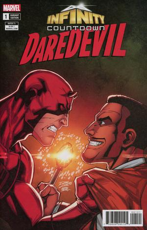 Infinity Countdown Daredevil #1 Cover B Variant Ron Lim Cover