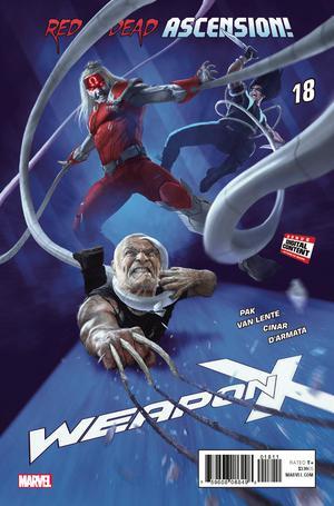 Weapon X Vol 3 #18