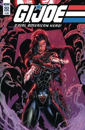GI Joe A Real American Hero #252 Cover B Variant John Royle Cover