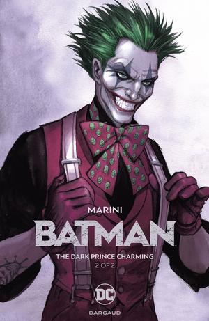 Batman The Dark Prince Charming Book 2 HC