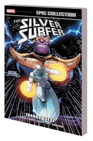 Silver Surfer Epic Collection Vol 6 Thanos Quest TP