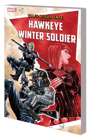 Tales Of Suspense Hawkeye And The Winter Soldier TP