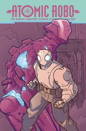 Atomic Robo And The Spectre Of Tomorrow TP