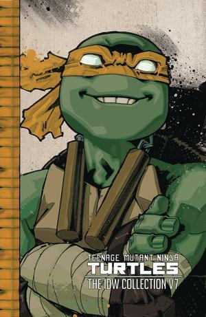 Teenage Mutant Ninja Turtles IDW Collection Vol 7 HC