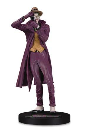 DC Comics Designer Series Joker By Brian Bolland Mini Statue
