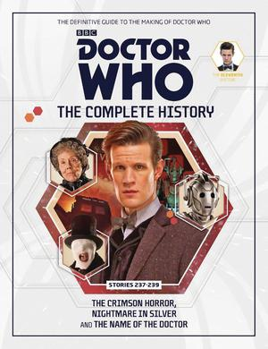 Doctor Who Complete History Vol 71 11th Doctor Stories 237-239 HC