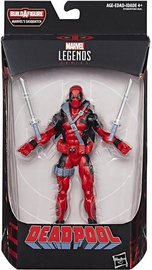 Deadpool 2 Legends 6-Inch Action Figure - Deadpool
