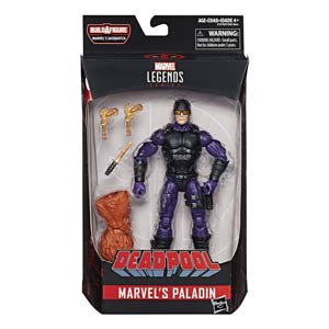 Deadpool 2 Legends 6-Inch Action Figure - Paladin