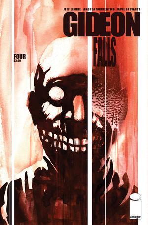 Gideon Falls #4 Cover B Variant Dustin Nguyen Cover
